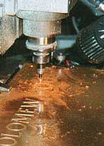 Alexander Pollock use precision engraving tools such as the MillGrav.